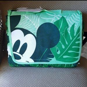 Mickey picnic blanket